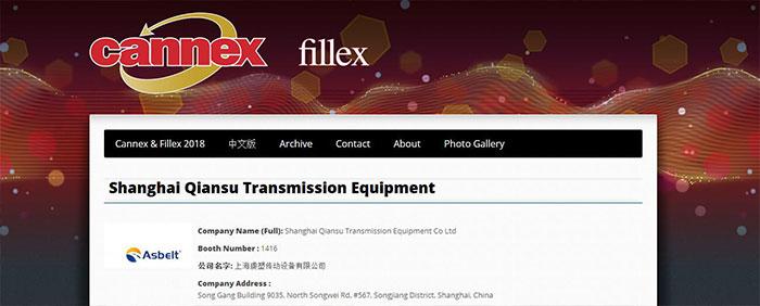 Cannex Fillex Exhibition 2018