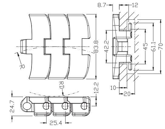 Ast1050T Side Flexing