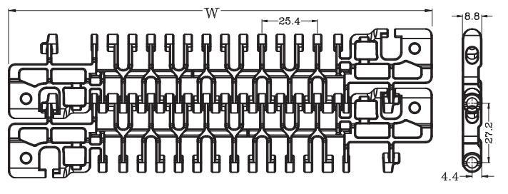 Ast9007 Flush Grid