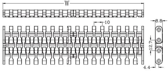 Ast500 Flush Grid