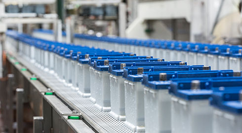 BATTERY INDUSTRY SOLUTION