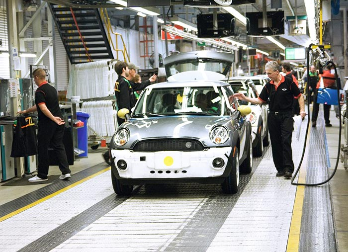 AUTO-INDUSTRY SOLUTION