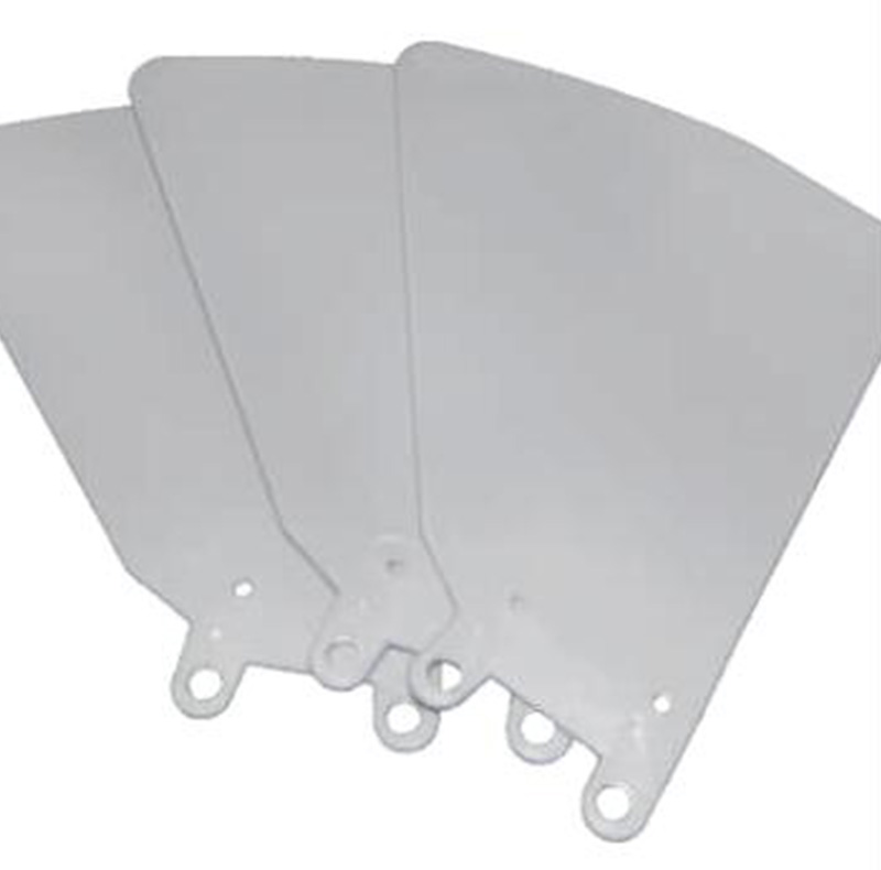 Side baffle for series 400