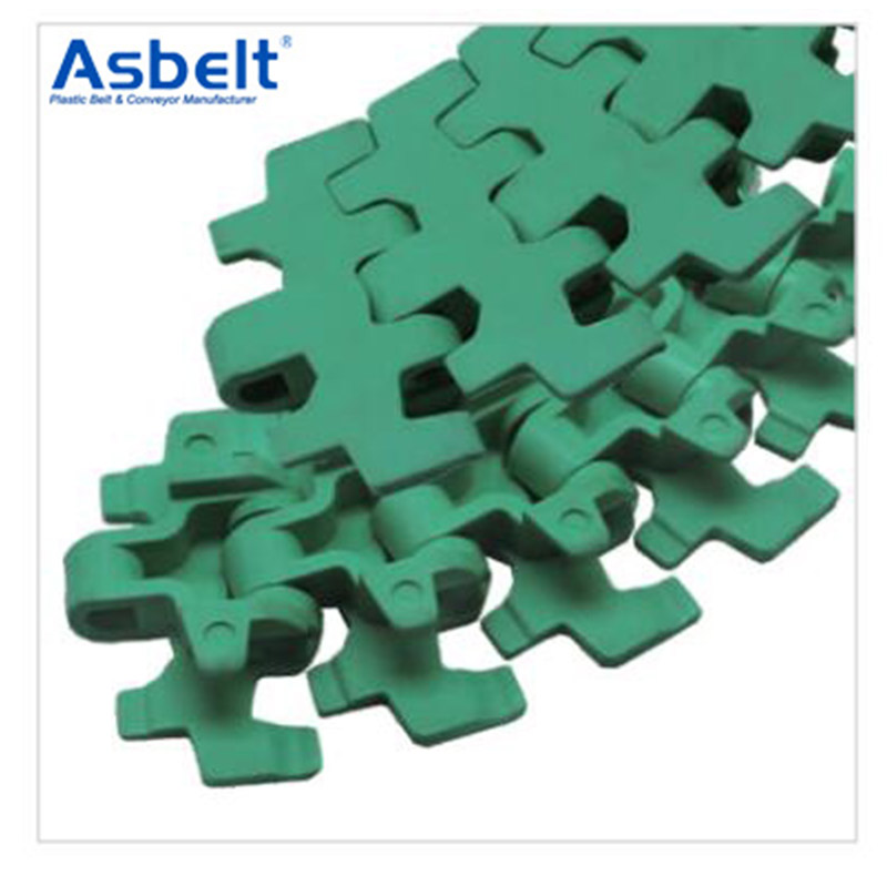 Ast826 Plastic Flat Top Belt