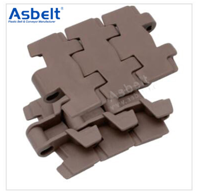 Ast878T Plastic Flat Top Belt