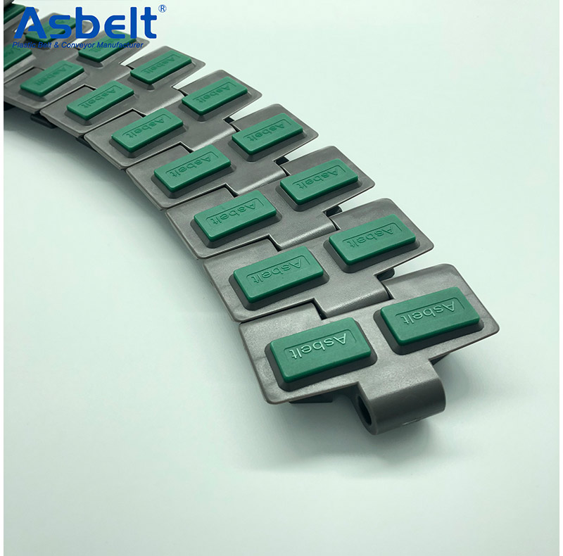 Ast880TAB-3 Plastic Flat Top Belt