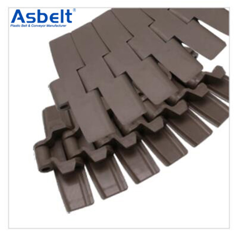Ast882TAB Plastic Flat Top Belt