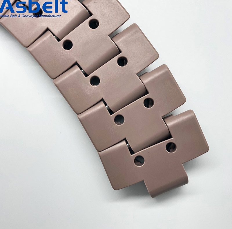 Ast880W Plastic Flat Top Belt