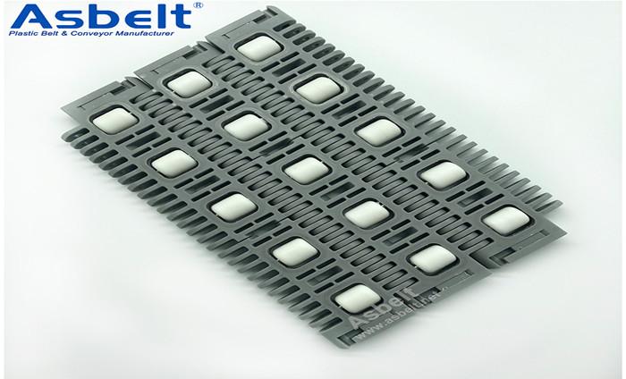 Features of Plastic Modular Roller Top Belt
