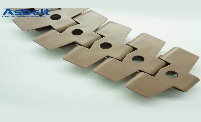 Flat Top Conveyor Belt Conveying Capacity Range