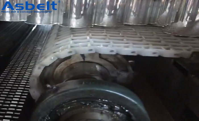 Influence of Plastic Modular Belt Production Process On Product Life