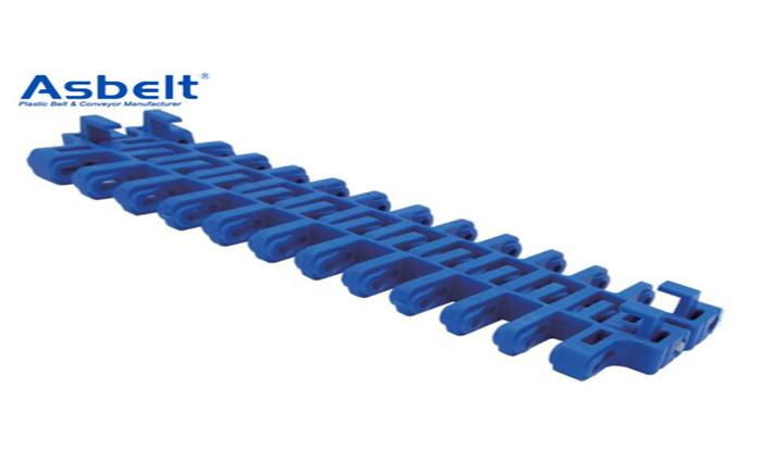 The Conveying Range of Plastic Modular Belt